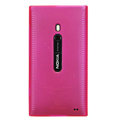 Nillkin Super Matte Rainbow Cases Skin Covers for Nokia Lumia 800 800c - Pink
