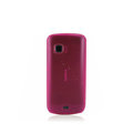 Nillkin Super Matte Rainbow Soft Cases Covers for Nokia C5-03 - Pink