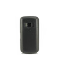 Nillkin Super Matte Rainbow Soft Cases Covers for Nokia C6-01 - Black