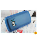 Nillkin Super Matte Rainbow Soft Cases Covers for Nokia C6-01 - Blue