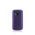 Nillkin Super Matte Rainbow Soft Cases Covers for Nokia C6-01 - Purple