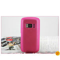 Nillkin Super Matte Rainbow Soft Cases Covers for Nokia C6-01 - Rose