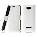 IMAK Slim leather Cases Luxury Holster Covers for MI M1 MIUI MiOne - White