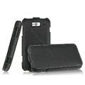 IMAK The Count leather Cases Luxury Holster Covers for MI M1 MIUI MiOne - Black
