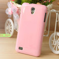Nillkin Colorful Hard Cases Skin Covers for Huawei S8600 Spark - Pink