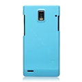 Nillkin Colorful Hard Cases Skin Covers for Huawei U9200 Ascend P1 - Blue
