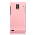 Nillkin Colorful Hard Cases Skin Covers for Huawei U9200 Ascend P1 - Pink
