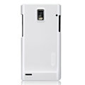 Nillkin Colorful Hard Cases Skin Covers for Huawei U9200 Ascend P1 - White
