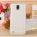 Nillkin Colorful Hard Cases Skin Covers for Huawei U9500 Ascend D1 - White