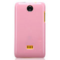 Nillkin Colorful Hard Cases Skin Covers for K-touch W619 - Pink