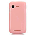 Nillkin Colorful Hard Cases Skin Covers for Lenovo A500 - Pink