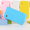 Nillkin Colorful Hard Cases Skin Covers for Lenovo LePhone A580 S850e - Blue