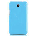 Nillkin Colorful Hard Cases Skin Covers for Lenovo S880 - Blue