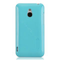 Nillkin Colorful Hard Cases Skin Covers for MEIZU MX - Blue