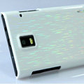 Nillkin Dynamic Color Hard Cases Skin Covers for Huawei U9200 Ascend P1 - White