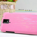 Nillkin Dynamic Color Hard Cases Skin Covers for Huawei U9500 Ascend D1 - Pink