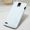 Nillkin Dynamic Color Hard Cases Skin Covers for Huawei U9500 Ascend D1 - White
