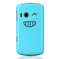 Nillkin Mood Hard Cases Skin Covers for Lenovo A65 - Blue