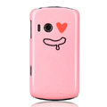 Nillkin Mood Hard Cases Skin Covers for Lenovo A65 - Pink