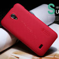 Nillkin Super Matte Hard Cases Skin Covers for Huawei C8825D U8825D G330D G330C - Rose