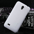 Nillkin Super Matte Hard Cases Skin Covers for Huawei C8825D U8825D G330D G330C - White