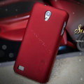 Nillkin Super Matte Hard Cases Skin Covers for Huawei S8600 Spark - Red