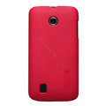 Nillkin Super Matte Hard Cases Skin Covers for Huawei T8830 Ascend G309T - Rose