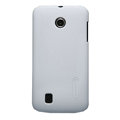 Nillkin Super Matte Hard Cases Skin Covers for Huawei T8830 Ascend G309T - White