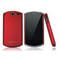 Nillkin Super Matte Hard Cases Skin Covers for Huawei U8800 C8800 X5 - Red