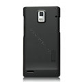 Nillkin Super Matte Hard Cases Skin Covers for Huawei U9200 Ascend P1 - Black