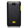 Nillkin Super Matte Hard Cases Skin Covers for K-touch W619 - Black