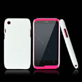 Nillkin Super Matte Hard Cases Skin Covers for K-touch W700 - White