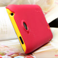 Nillkin Super Matte Hard Cases Skin Covers for K-touch W806 - Rose