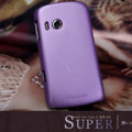Nillkin Super Matte Hard Cases Skin Covers for Lenovo A65 - Purple