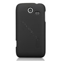 Nillkin Super Matte Hard Cases Skin Covers for Lenovo A750 - Black