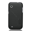 Nillkin Super Matte Hard Cases Skin Covers for Lenovo LePhone A580 S850e - Black