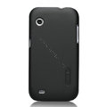 Nillkin Super Matte Hard Cases Skin Covers for Lenovo LePhone S680 - Black