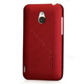 Nillkin Super Matte Hard Cases Skin Covers for MEIZU MX - Red