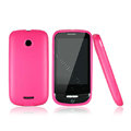 Nillkin Super Matte Rainbow Cases Skin Covers for Huawei T8300 - Rose