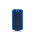 Nillkin Super Matte Rainbow Cases Skin Covers for Huawei U8800 C8800 X5 - Blue