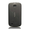 Nillkin Super Matte Rainbow Cases Skin Covers for Lenovo A790e - Black