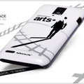 Nillkin Unique Hard Cases Skin Covers for Huawei U9500 Ascend D1 - White