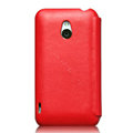 Nillkin leather Cases Holster Covers for MEIZU MX - Red