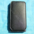 Flip leather Cases Holster Covers for iPhone 3G/3GS - Black