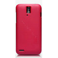 Nillkin Super Matte Hard Cases Skin Covers for Huawei U9510 Ascend D1 - Rose
