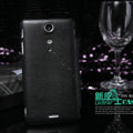 Nillkin leather Cases Holster Covers for Sony Ericsson LT29i Xperia Hayabusa Xperia GX/TX - Black