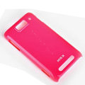 ROCK Colorful Glossy Cases Skin Covers for MI M1 MIUI MiOne - Rose