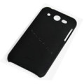 ROCK Naked Shell Hard Cases Covers for Huawei U8860 Honor M886 Glory - Black