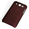 ROCK Naked Shell Hard Cases Covers for Huawei U8860 Honor M886 Glory - Red