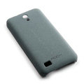 ROCK Quicksand Hard Cases Skin Covers for Huawei S8600 Spark - Gray